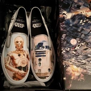 Star Wars Sperry shoes